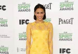 patton makes first appearance since thicke split page six paula patton stuns on first red carpet since robin thicke