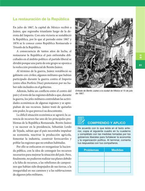 libro de historia quinto grado 2015 2016 libro de quinto grado historia 2015 2016 libro de historia