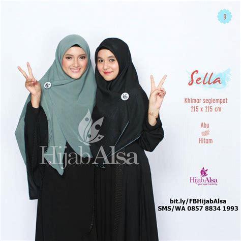 Jilbab Segi Empat Hitam 06 01 16 Zero2fifty