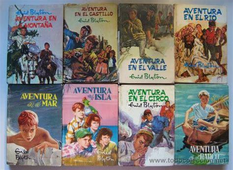 libro aventura en el castillo los 8 libros serie aventura de enid blyton is comprar libros de novela infantil y juvenil en