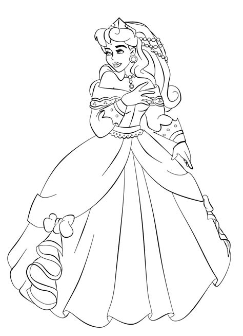 disney princess coloring pages uk princess aurora free colouring pages