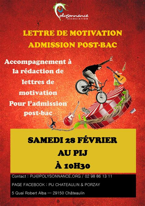 lettre de motivation candidature spontan 195 169 e