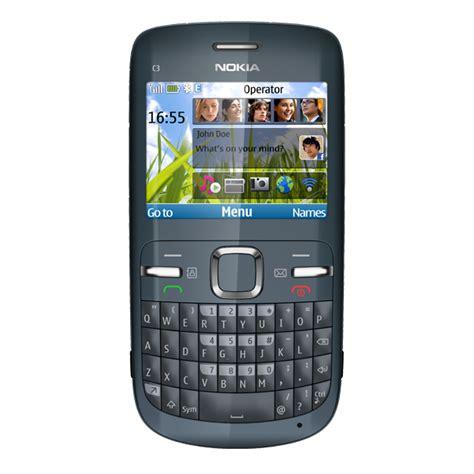 Nokia Qwerty Wifi Comprar Bien Por Nokia C3 Nokia Con Teclado