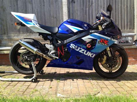 Suzuki Gsxr 600 K5 Specs Gsxr 600 750 K1 5 Suzuki Gsxr 600 K5 A16 Stainless Moto