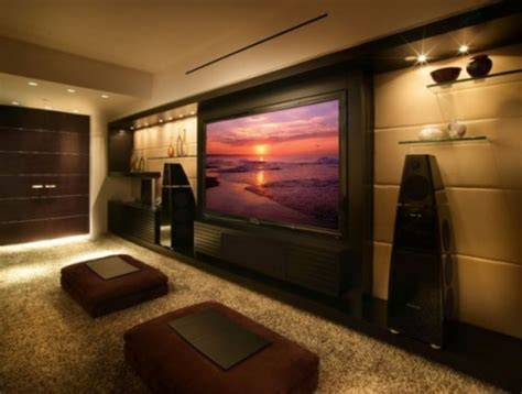 Media Room Decor Modern Media Room Design Pictures Remodel Decor And Ideas Design Bookmark 6728