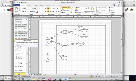 create use diagram in visio create use diagram in microsoft visio