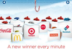 Coke Rewards Sweepstakes - the coca cola 2013 merry minutes of winning instant win