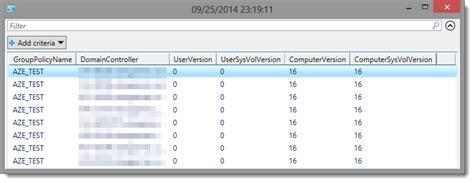 format date shell lazywinadmin powershell check the gpo replication