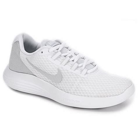 white nike shoes for known nike lunar converge running shoe white nike