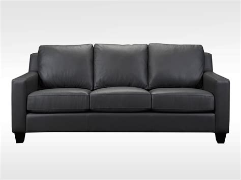 Brentwood Leather Sofa sofas brentwood classics