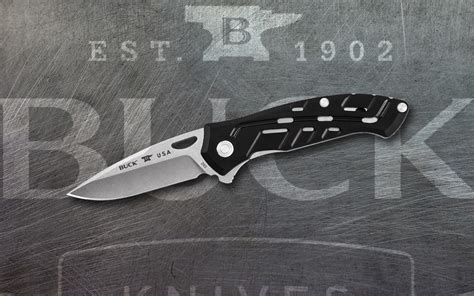 fast smooth and powerful the new buck inertia linerlock