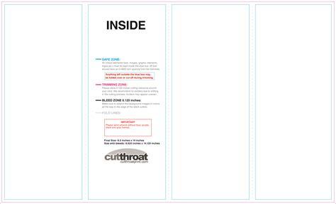 parallel fold brochure template 3d design photos 3d tribal tattoos 3d printing