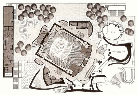 disney concert hall floor plan jeremiasz sieczko arch1390 week 11 more on the walt