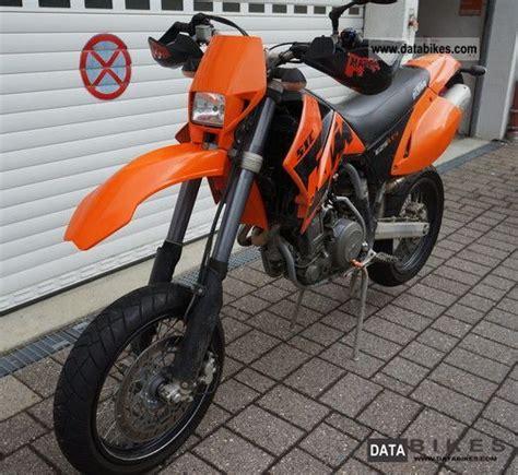 Ktm 640 Plastics 2004 Ktm Lc4 Sxc