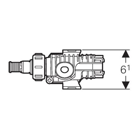rubinetto galleggiante geberit rubinetto a galleggiante geberit unifill 380 240 705 00