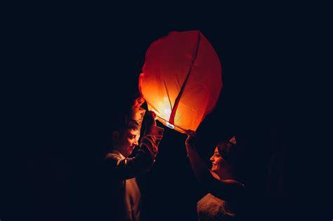 lanterne volanti lanterne volanti al matrimonio quando usarle dove