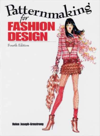 patternmaking for fashion design 4th edition download design book covers 150 199