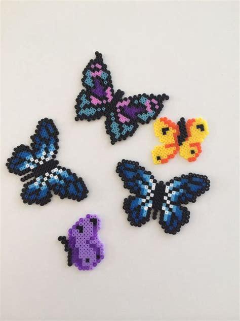 perler butterfly butterflies perler perler
