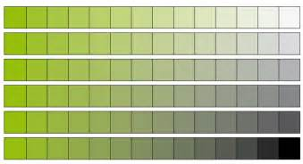 color verde neutral and gray colors painting and artists