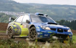 Subaru Auto The 5 Greatest Rally Cars Of All Time