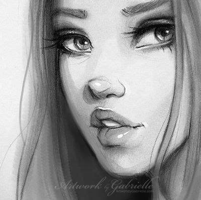 pretty girl face drawing 17 best ideas about girl face drawing on pinterest