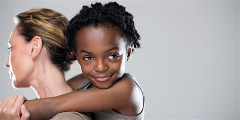 la adoption what white parents should about adopting black children huffpost