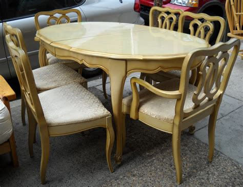 french provincial dining room chairs vintage french provincial dining room furniture