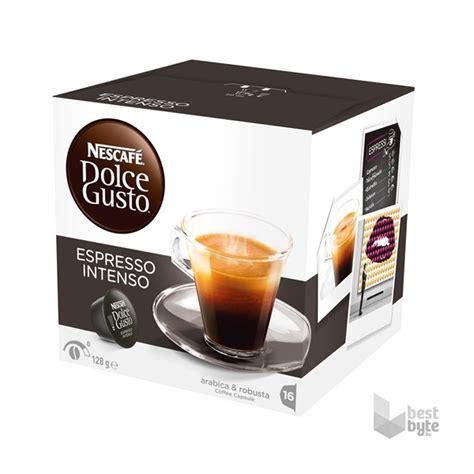 dolce gusto espresso intenso nescaf 201 dolce gusto espresso intenso 187 193 rg 233 p