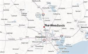 map of the woodlands texas gu 237 a urbano de the woodlands
