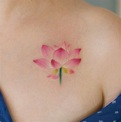 small cute flower tattoos 40 and tiny floral tattoos for tattooblend