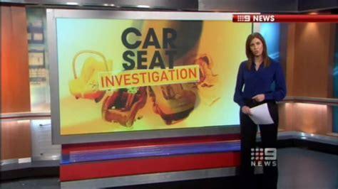channel 9 news nrma channel 9 news car child restraint fitting