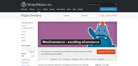 Top 6 Shopping Cart Plugins For Wordpress Wp Content Plugins Woocommerce Templates