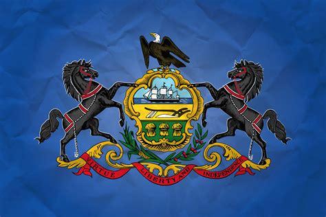 pennsylvania state image gallery pennsylvania flag