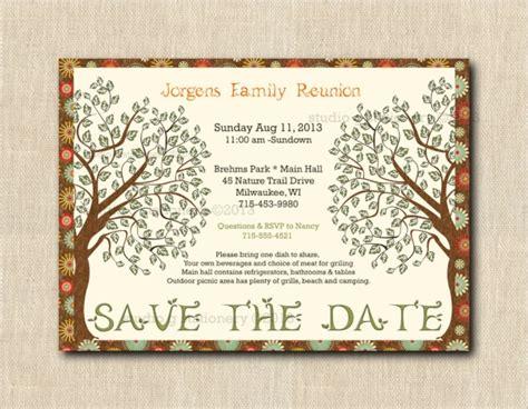 16 Sle Family Reunion Invitations Sle Templates Gathering Invitation Template