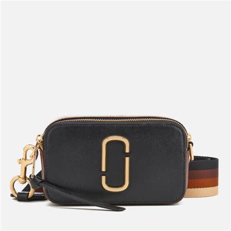 marc s snapshot cross bag black chocolate