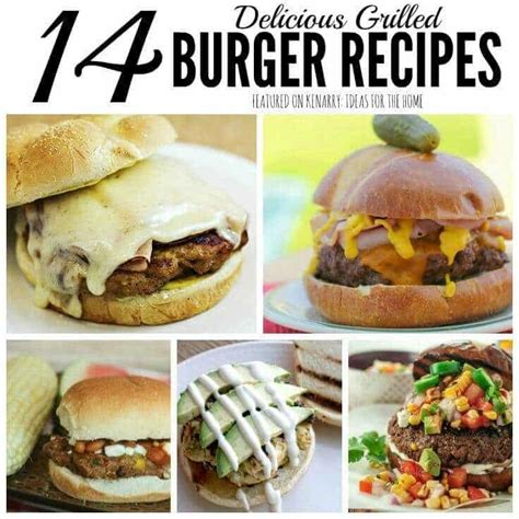 Backyard Burger Independence Burger Recipes 14 Delicious Ideas For Your Barbecue