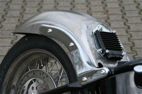 rear fender, short   Harley Davidson Motorcycle Parts