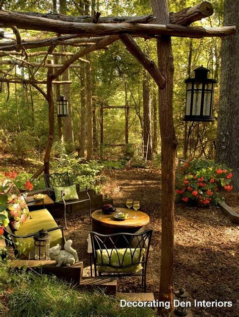 rustic landscaping ideas for a backyard best 25 rustic landscaping ideas on pinterest