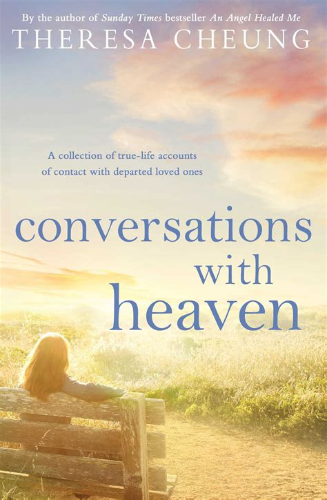 heaven books conversations with heaven book by theresa cheung