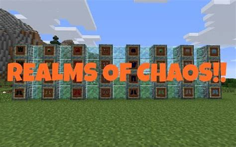 mods in minecraft realms realms of chaos mod 1 7 10 9minecraft net