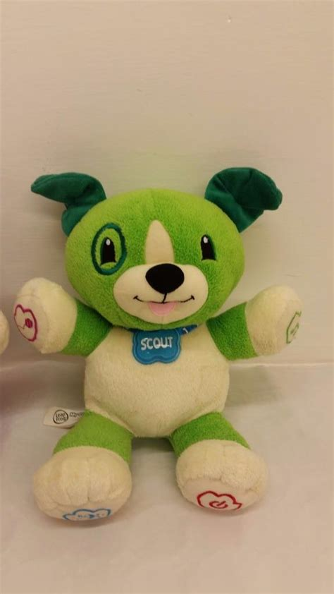leapfrog puppy leapfrog my pal scout violet puppy interactive soft ebay