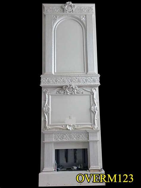 Fireplace Mantels 123 by Overmantels Plaster Ornamental Fireplace Overmantels