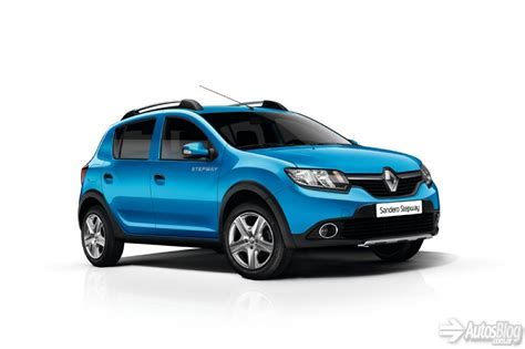 renault sandero 2014 2014 renault sandero stepway pictures information and