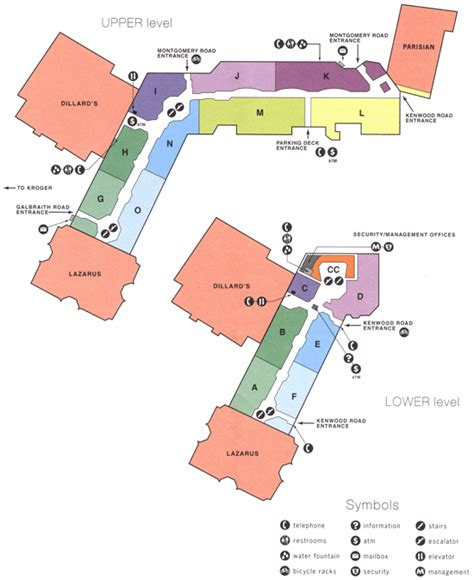 layout of kenwood mall jewelry stores in kenwood mall style guru fashion