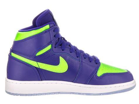 jordans shoes for kid nike air 1 retro high bg