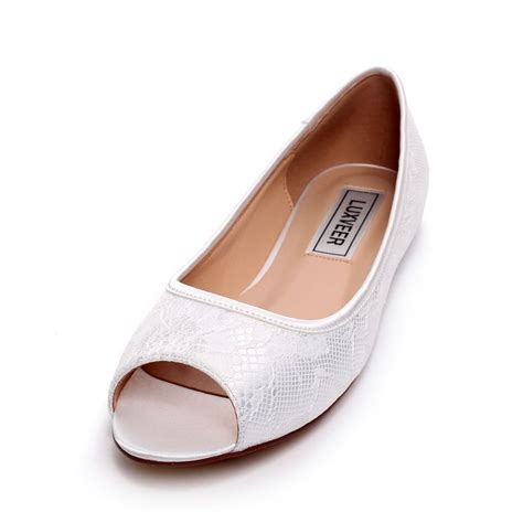 Unique Wedding Shoes For by Unique Flat Wedding Shoes 28 Images Unique Blush Flat