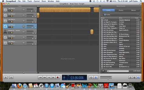 Garageband To Itunes How To Edit Songs From Your Itunes Library On Garageband