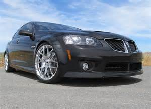 Pontiac G8 With Rims American Time With This G8 Sporting Tsw Wheels