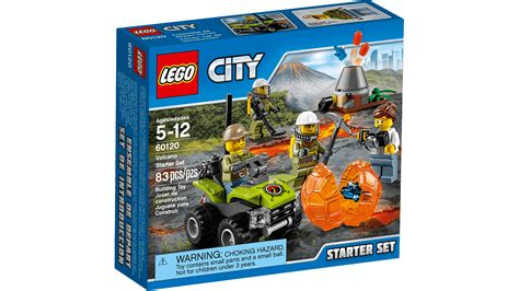 60120 volcano starter set lego 174 city products and sets lego city lego