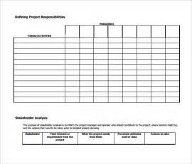 exle of a project plan template sle project plan template 15 documents in pdf